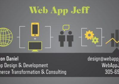 WEB APP JEFF