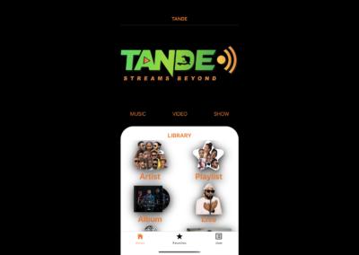 Tande App